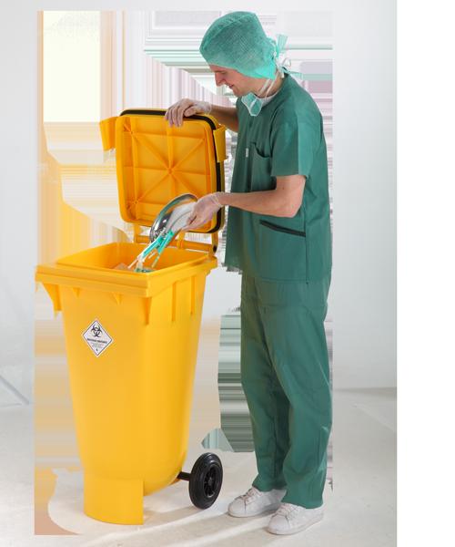 Good Waste Bins For Healthcare Waste