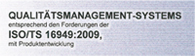 ISO 16949:2009